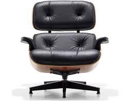 Eames Chair With Ottoman Eamesr Lounge Chair No Ottoman Hivemoderncom