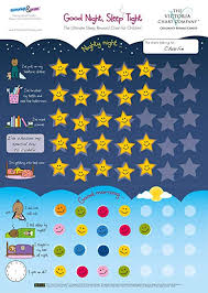 Good Night Sleep Tight Reward Chart For 3 Yrs Award Winning Create The Perfect Bedtime Routine For Your Child And Help Them Sleep At Night 17 X