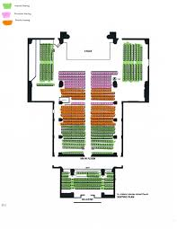 view seating map