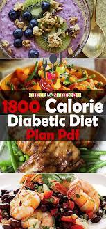 1800 Calorie Diabetic Diet Meal Plan Pdf Diet Plan Pdf