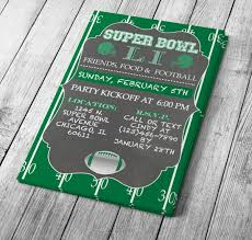 21 Super Bowl Invitation Designs Psd Vector Eps Jpg Download