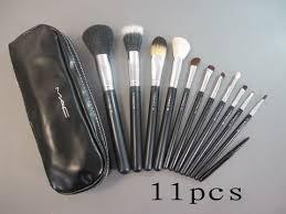 makeup brushes set mac. new 2015 mac makeup brush bags 11 pcs brushes set b