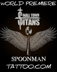 Exclusive Music Video Premiere Small Town Titans Spoonman
