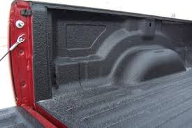 A Spray on Bed liner will protect your valuable Tow Vehicle
