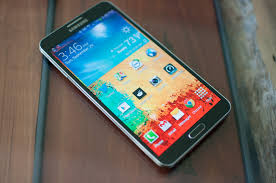 Display - Samsung Galaxy Note 3 Review