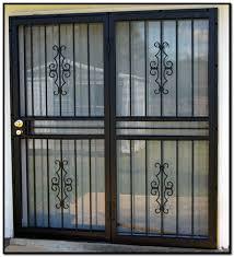 burglar bars for sliding glass s gallery design ideas bar