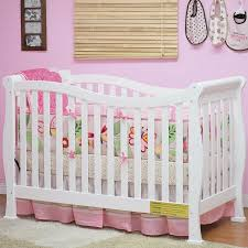AFG Baby Furniture Nadia 3 in 1 Convertible Crib White Walmart