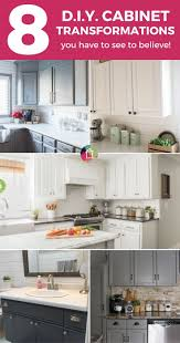 these 8 successful cabinet transformations are proof that you can paint your kitchen cabinets and love the results learn about the best paint for kitchen