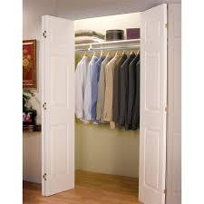 stainless steel closet rod lido closet rod