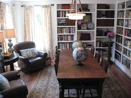 home office in dining room. dining room office combou2014love this home in