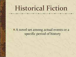 Historical Fiction Ppt
