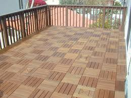 image of interlocking tile porch flooring options