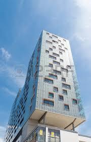 modern office buildings. Facade Of Modern Office Buildings T