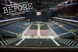 Transformation Tuesday John Paul Jones Arena The Av Company