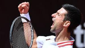 Tennis: Djokovic outlasts Tsitsipas ...