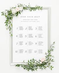 How To Do A Wedding Seating Chart Annalena Seating Chart