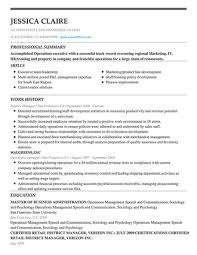 sample resume free resume builder great sample resume