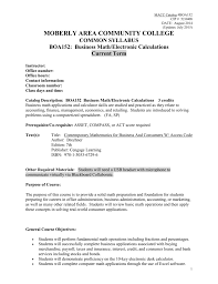 business math boa152 business math electronic calculations