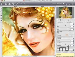 screenshot 1 for akvis makeup