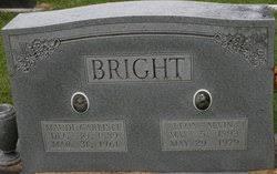 Maude Carlisle Bright (1889-1961) - Find A Grave Memorial