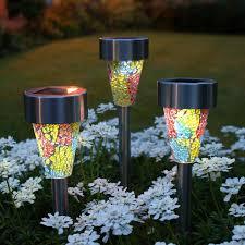 diy landscape solar lighting small fan power mini powered inside outdoor lights decorative garden south