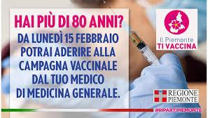 Il Piemonte ti vaccina - Comune di Prasco