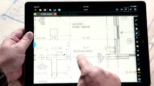 Cad Design Apps For Ipad Construction Drawings Bluebeam For The Ipad