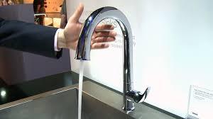 Motion Sensor Kitchen Faucet Kitchen Delta Touch Faucet Touchless Kitchen Faucet Moen