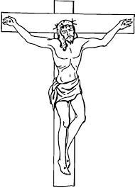 Printable Coloring Pages coloring pages of the cross : Religious coloring pages cross of jesus - ColoringStar