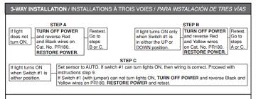 electrical how do i wire a 3 way motion sensor home leviton troubleshooting guide