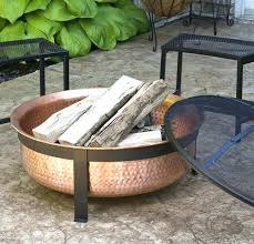 handmade fire pits handmade fire pits view in gallery copper pit bowl steel diy handmade fire