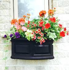 garden treasures window boxes wicker outdoor window box self watering plastic window box planter garden treasures garden treasures