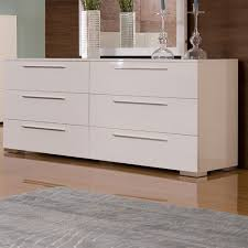 dresser bedroom modern. chico double dresser in white lacquer modern dressers bedroom chests ideas m