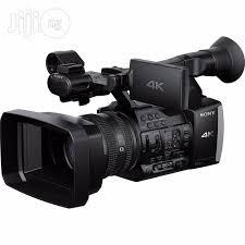 sony 4k video camera. sony fdr-ax1 digital 4k video camera recorder 4k v