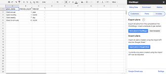 Import Billing System Data From A Google Sheet Help Center
