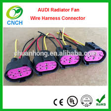 audi radiator fan wire harness connector pre wired p no 1j0 906 Electric Cooling Fan Wiring Diagram audi radiator fan wire harness connector pre wired p no 1j0 906 234