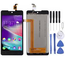 Assembly for Wiko Rainbow Lite(Black ...