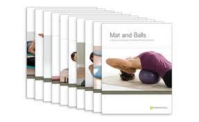 Pilates Reformer Workout Chart Balanced Body Manuals Balanced Body