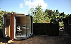 small outdoor office. Outdoor Office Pod Modren Home Pods To Design Decorating Small O