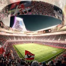 Halifax Cfl Stadium Design Al Ahly Confirm Stadium Design The Stadium Business