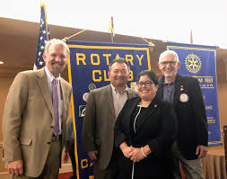 Rotary Honors City Employee of the Year, Michele Barcello | Coronado Times