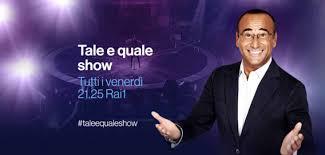 Tale e quale show su Rai1: stasera il vincitore - info e concorrenti