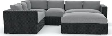 patio furniture 5 piece outdoor sectional sofa set with cushions sunbrella full size of outdoor sectional furniture