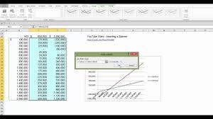 Cost Volume Profit Chart Excel Excel Cvp Creating A Cvp Chart Short