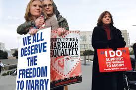 Gay marriage trial california