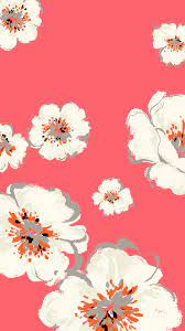 Floral Wallpaper iPhone