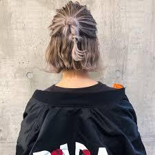 大学生女子男子のモテる髪型19選かわいいモテるヘアアレンジも Cuty