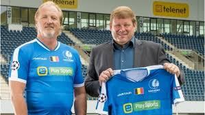 AA Gent hakt knopen door: geen Gershon in CL (maar wél nieuw shirt)