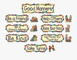 Frog Behavior Clip Chart Good Manners Chart For Classroom 2864312 Free Cliparts On