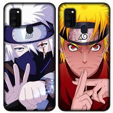 Ốp Lưng Mềm In Hình Nhân Vật Naruto Cho Vivo V20 Se Pro V19 V15 V11 Y55 Y81  Y70 2020 Y55S Y81S Y53 Vivov20 tại Nước ngoài